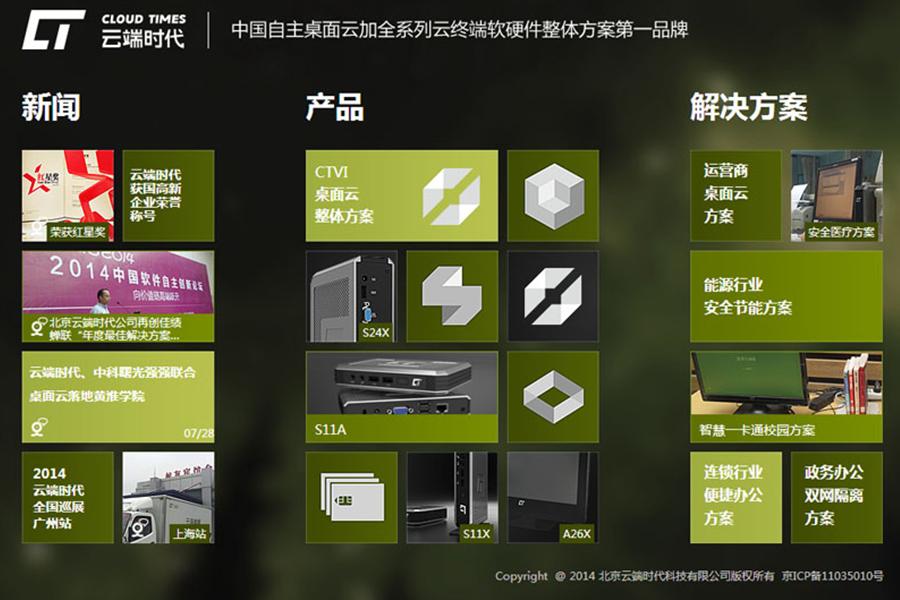 北京云端时代科技有限公司